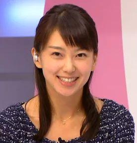 和久田麻由子・女子アナかわいいランキング