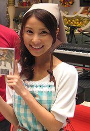 前田阿希子・若い頃の画像