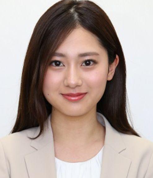 NHKのかわいい女子アナ・浅田春奈