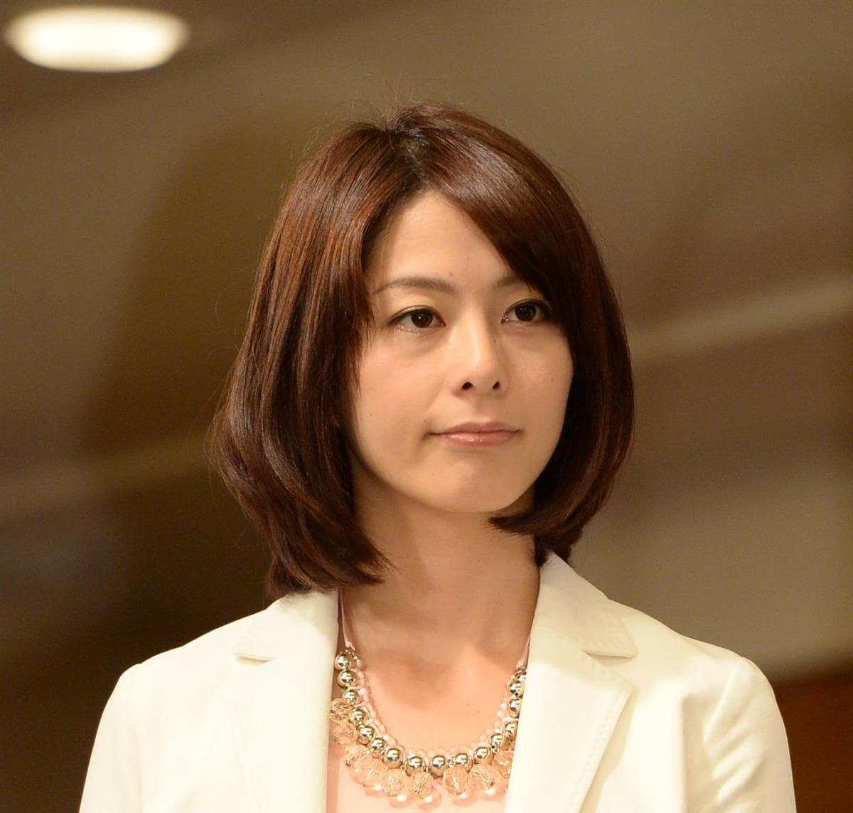 NHKのかわいい女子アナ・杉浦友紀