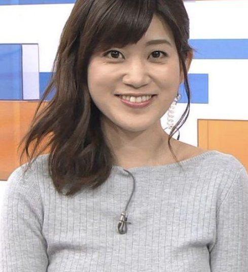 NHKのかわいい女子アナ・合原明子