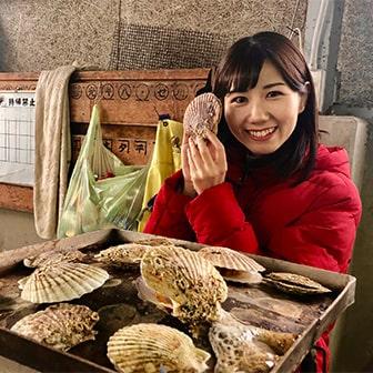 NHKのかわいい女子アナ・川島 加奈代
