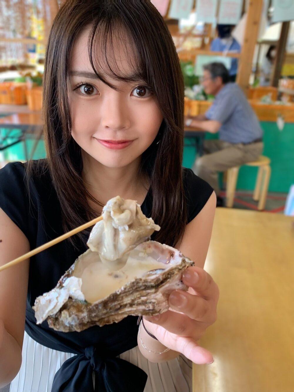 東北のかわいい女子アナ・大塩由起