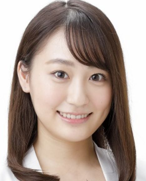 NHKのかわいい女子アナ・大谷 舞風