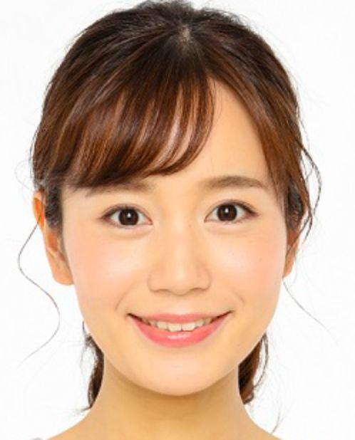 NHKのかわいい女子アナ・佐藤茉那