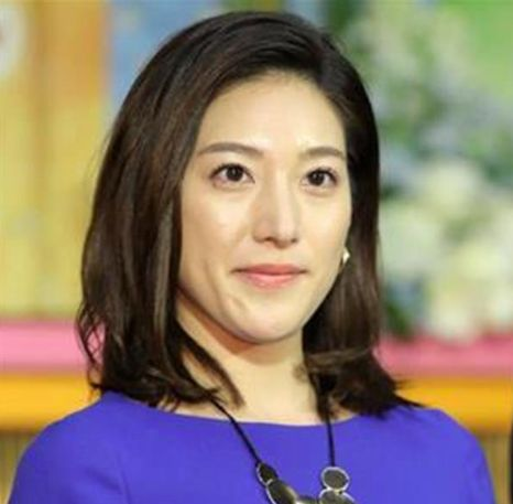 NHKのかわいい女子アナ・上原光紀