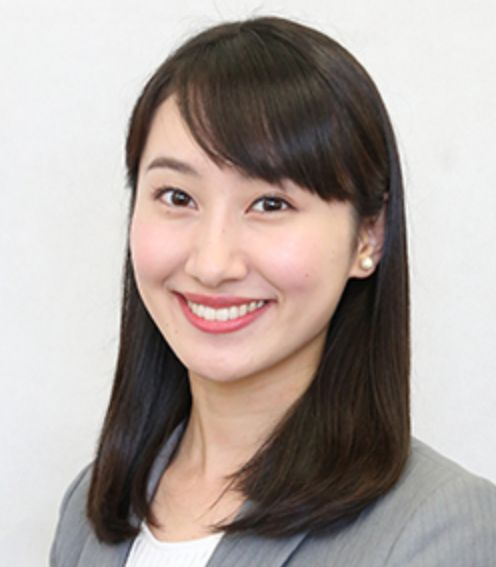 NHKのかわいい女子アナ・ 野口葵衣