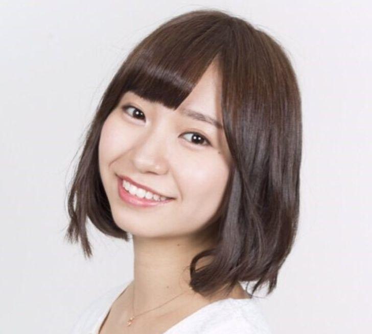 NHKのかわいい女子アナ・福地 礼奈