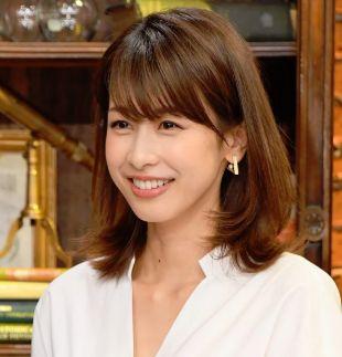 女子アナ独身者・加藤綾子