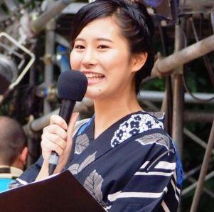女子アナかわいいランキング【NHK編】・宮本真智