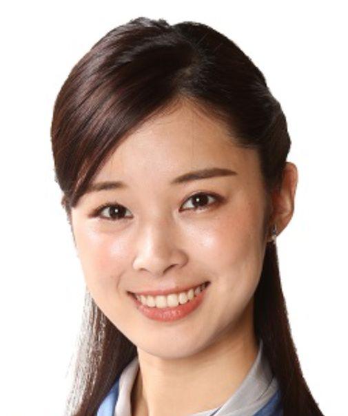 NHKのかわいい女子アナ・ 嶋田ココ