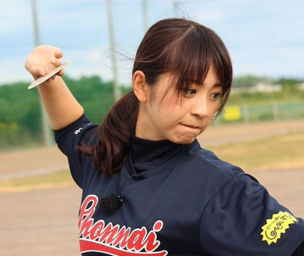 広瀬麻知子・野球