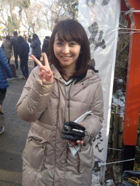 袴田彩会・可愛い女子アナランキング・宮城・仙台