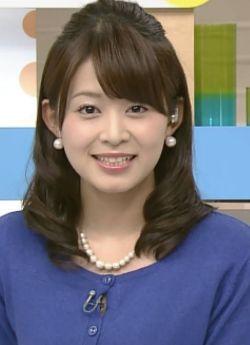 大家彩香・可愛い女子アナランキング・北海道