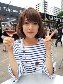 石沢綾子・可愛い女子アナランキング・北海道
