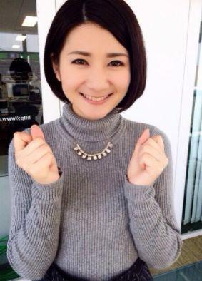 横内美紗・可愛い女子アナランキング・新潟編