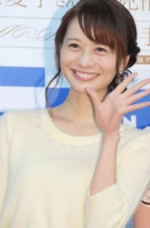 高見侑里・お天気キャスター人気ランキング2017
