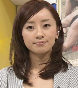 西尾由佳理・セントフォース女子アナランキング