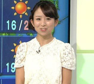 弓木春奈・お天気キャスター人気ランキング2017