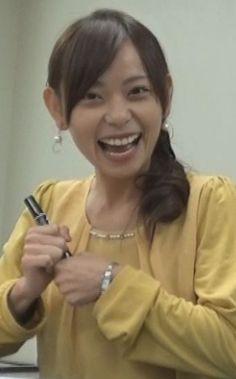 関向良子・可愛い女子アナランキング・秋田