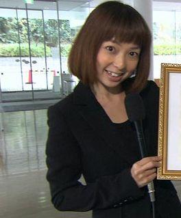 関口由香里・可愛い女子アナランキング・福島編