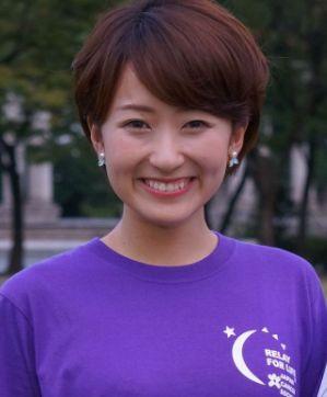 石井栞・可愛い女子アナランキング・北海道