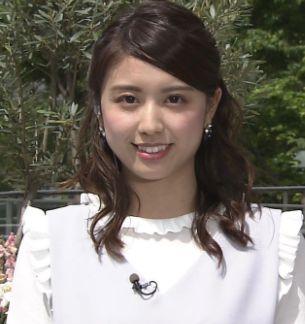 西村まどか・お天気キャスター人気ランキング2017