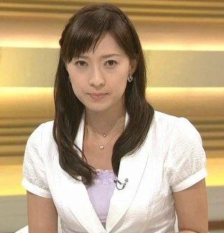 小郷知子・女子アナかわいいランキング・NHK編