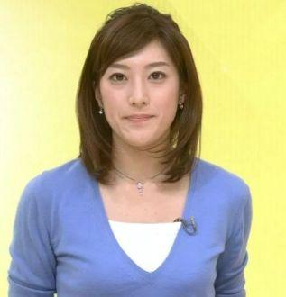 上原光紀・女子アナかわいいランキング・NHK編