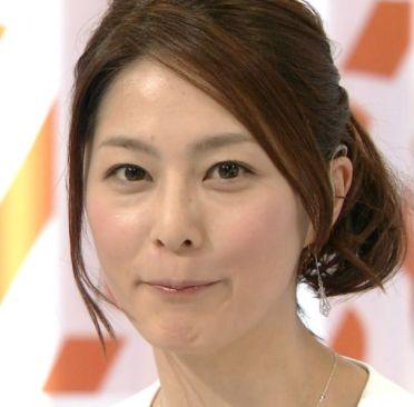 杉浦友紀・女子アナかわいいランキング・NHK編
