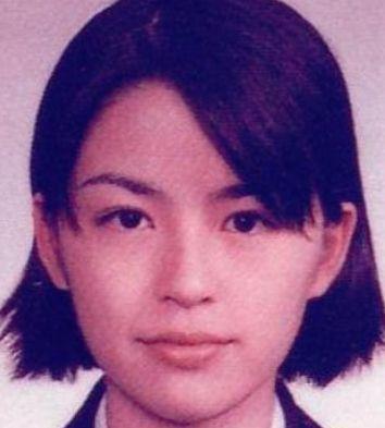 中野美奈子・中学時代03