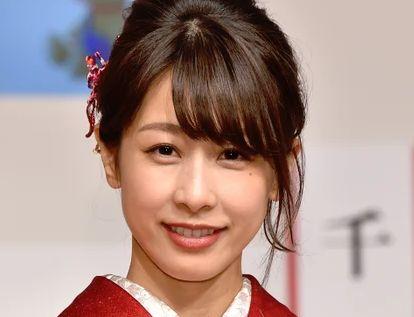 【最新版】女子アナ年収ランキング・加藤綾子