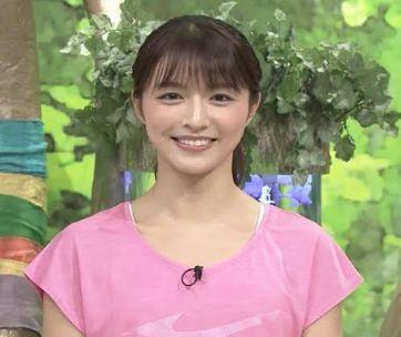 関西女子アナ・清水麻椰