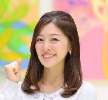 関西の女子アナ・中村秀香