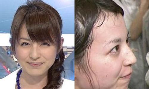 平井理央・女子アナすっぴんノーメイクまとめ