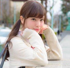 角谷暁子・モデル時代