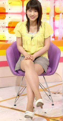 生野陽子・女子アナスタイルランキング・美脚美人編