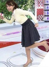 宇垣美里・女子アナスタイルランキング・美脚美人編