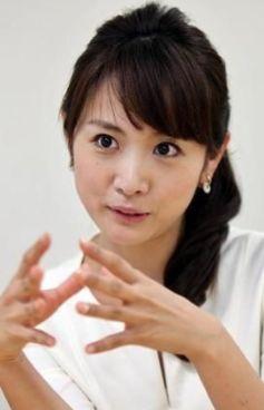 高島彩・女子アナ偏差値・学歴ランキング