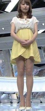 枡田絵理奈・女子アナスタイルランキング・美脚美人編