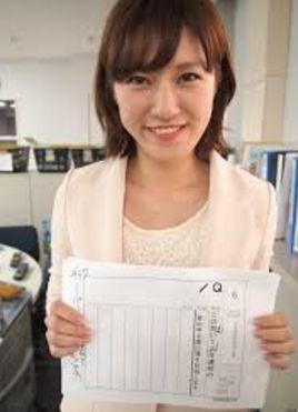 弘松優衣・可愛い女子アナランキング・石川編