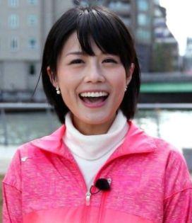 中島めぐみ・可愛い女子アナランキング・関西編
