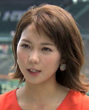 ヒロド歩美・可愛い女子アナランキング・関西編
