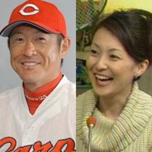 荒瀬詩織・石井琢朗・女子アナとプロ野球選手・結婚まとめ