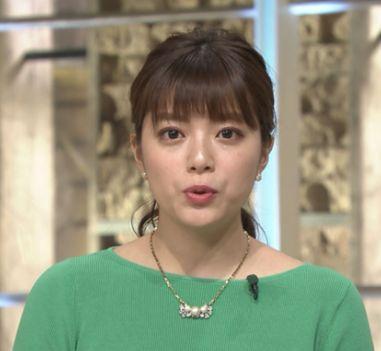 テレビ朝日かわいい・三谷紬01