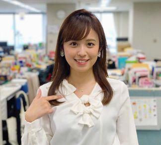 フジテレビ女子アナ・久慈暁子01