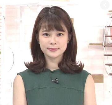 フジテレビ女子アナ・鈴木唯02