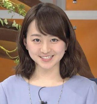 テレビ東京女子アナ・片渕茜02
