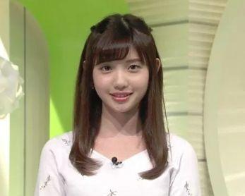 可愛い女子アナランキング【テレビ東京編】・田中瞳