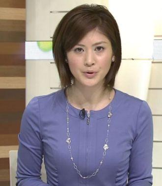 鈴江奈々・可愛い女子アナランキング・日本テレビ